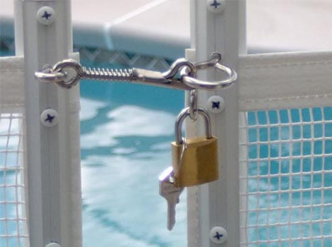 Pool Fence Products | Baby Guard Swimming Pool Fence Products